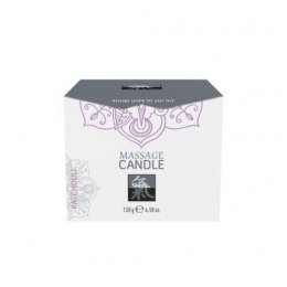 Świeca-Shiatsu Massage Candle Patchouli 130g.