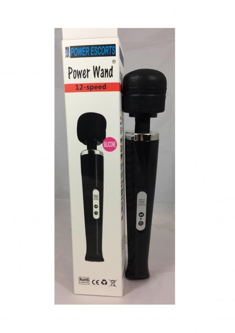 Powerwand black big size wand massager