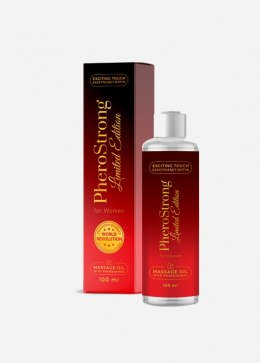 Olejek-PheroStrong LIMITED EDITION massage Oil Woman100ml.