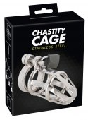 Chastity Cage Stainless Steel