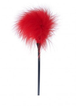 Feather Tickler Red - Boss Series Fetish